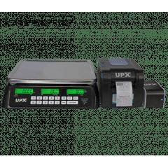 Balança UPX Wind DR3 com etiquetadora - 30KG