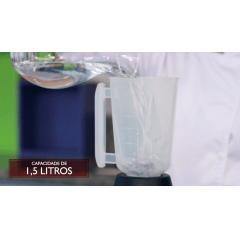 LIQUIDIFICADOR SKYMSEN LT-1.5 COPO DE PLASTICO